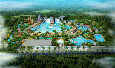China China tai'antheme theme adult amusement house hotspring water theme park resort equipment slides rides projects design p fabriek